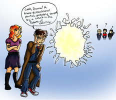 Doctor Who 4 by MariposaAzure