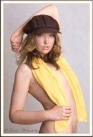 Yellow scarf by DreamPhotographySyd