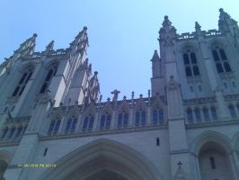 The National Cathedral by Dragonetti707