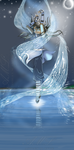 Avatar- Dancing on Water by Preying-Mantis