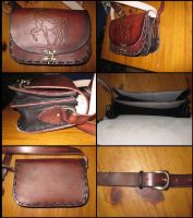 Horse hand bag by akinra-workshop