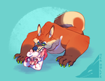 thats a vore all right by VCR-WOLFE