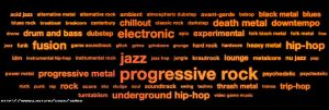 Last.fm Tagcloud by Xe4ro