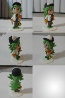 N Chibi Sculpture by ChibiSilverWings