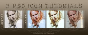 3 coloring icon .psd by Lillehanna