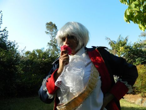 Fem!Prussia cosplay 9 by kimix469