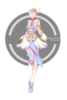 Outfit Adoptable 4 [CLOSED] by Artemis-adopties
