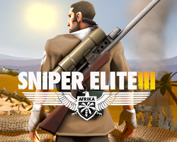 [SFM] Sniper Elite 3 by SirLaggy