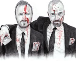 Farewell Breaking Bad by IamThe1WhoKnocks
