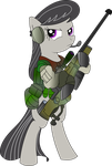 Armed Octavia by ShySolid