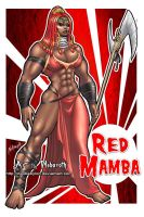 Meet Red Mamba by NeoBabylon