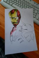 Iron Man by thesa-v