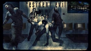 Resident Evil by MixMyPhotoshop