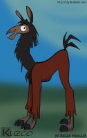 -Kuzco by Senshee