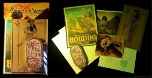 Houdini's Secret- Regular Edition by JasonMcKittrick