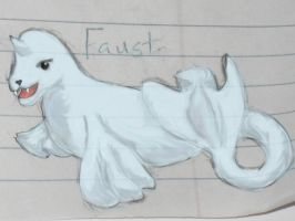 Dewgong by beverly546
