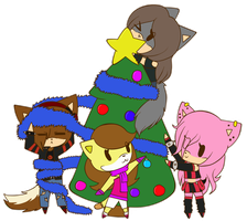Christmas day 3 by cuteygirl226