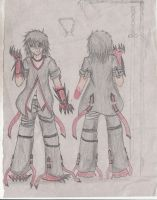 Roxas Stanner Detail concept (Scanned) by Roxasdeath