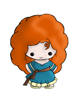 Merida by Gummi-Zombie