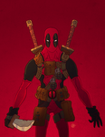 Deadpool practice by redeve