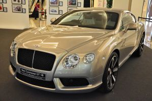 New Continental GT by zynos958