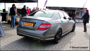 2008 Mercedes-Benz C 63 AMG by compaan-art