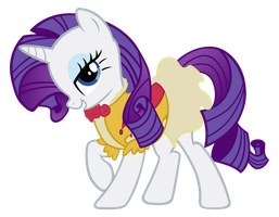 Rarity -  Fabulous by Ocarina0fTimelord