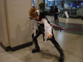 Halloween Town Sora by Puppies-Fly-Away