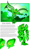 Bionicle- Nova Orbis- Toa Venti Bio by NickinAmerica