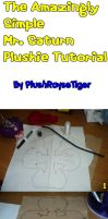 Mr. Saturn Plushie Tutorial by PlushRayseTiger