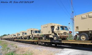 Military Vehicles on UP MCHPB 29 train by EternalFlame1891