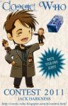 Contest Who - Jack Harkness by elisamoriconi