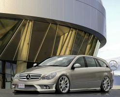 Mercedes B lame by LEEL00