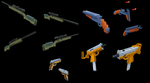 Pixel Weapone by DartP