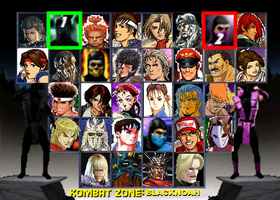 MK Character Select Parody 1 by BlueWolfRanger95