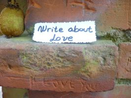 Write About Love - 3 by dreamsaddict