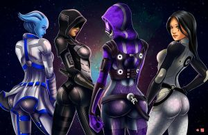 Dat Mass Effect by WiL-Woods