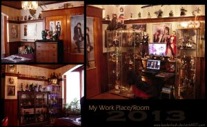 My Room - Workspace 2013 -UPDATED- by keelerleah