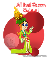 Queen Wahini Of The Beach by Leneeh