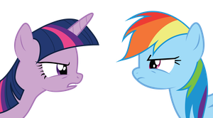 Arrugment of the two best friends by shaynelleLPS