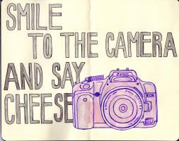 Say cheese by Vildensky
