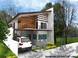 house lng,, by davens07