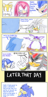Sonic's having issues page 2 by missyuna