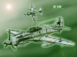 SF-200 by TheXHS