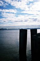 ImageView from Ellis Island - NYC by PureIdiocy