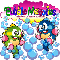Bubble Bobble III Bubble Memories by POOTERMAN