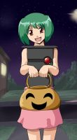 Trick or Treat With Ranka by wbd