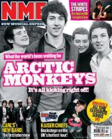 Arctic Monkeys by k0mal