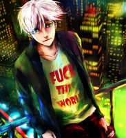 Tokyo Ghoul by OreAgeha