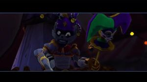Sir Galleth Cooper in Sly Cooper Thieves in Time! by wolfieblob